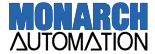 Technology Distributor Logo For Monarch Automation