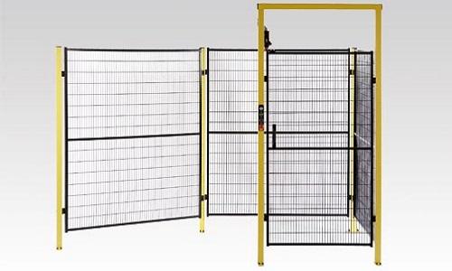 GSM Machine Safety Fence