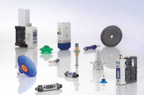 Schmalz Vacuum Technology for Automation