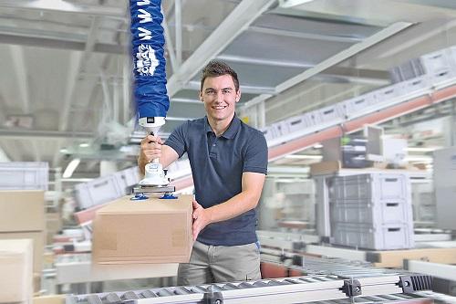 Schmalz Lifters & Crane Systems