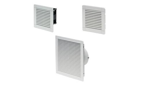 Finder Control Cabinet Filter Fans
