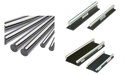 Lintech Precision Linear Shafts