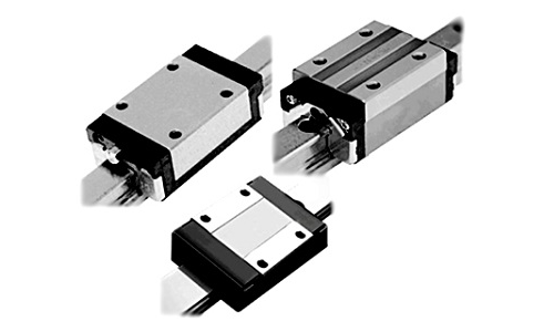 Lintech Square Rail Linear Guides